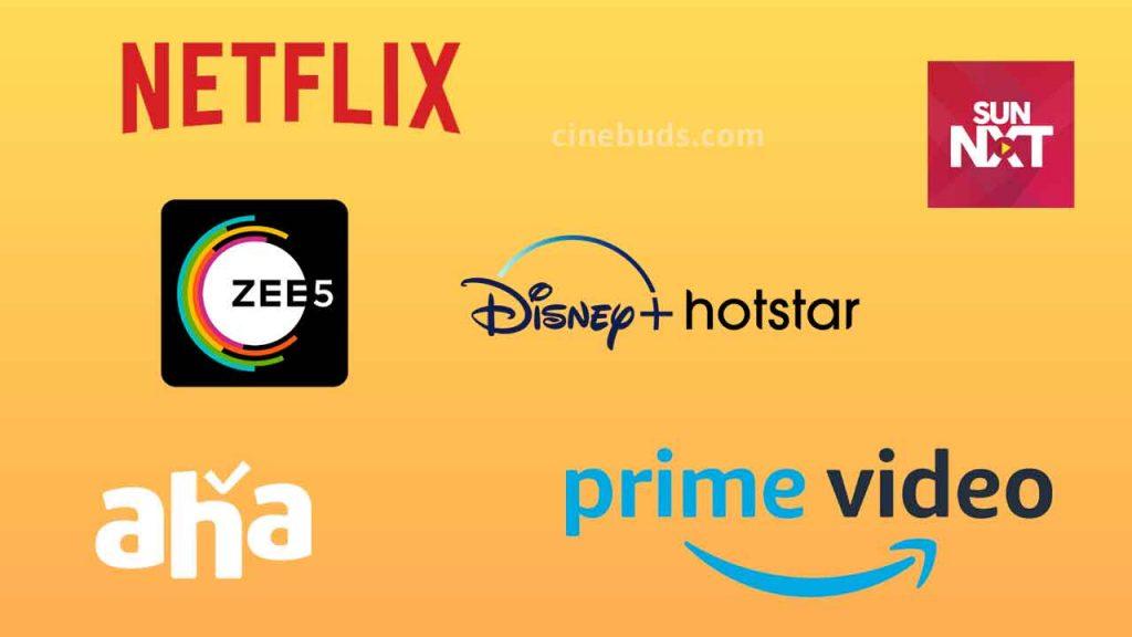 Telugu Movies Digital Release Dates
